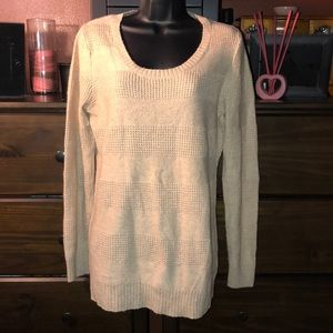 Gap long sweater, size M